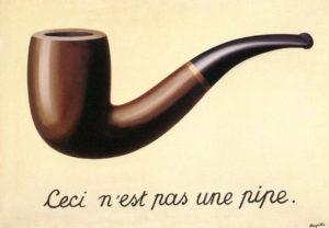 Ceci n´est pas une pipe